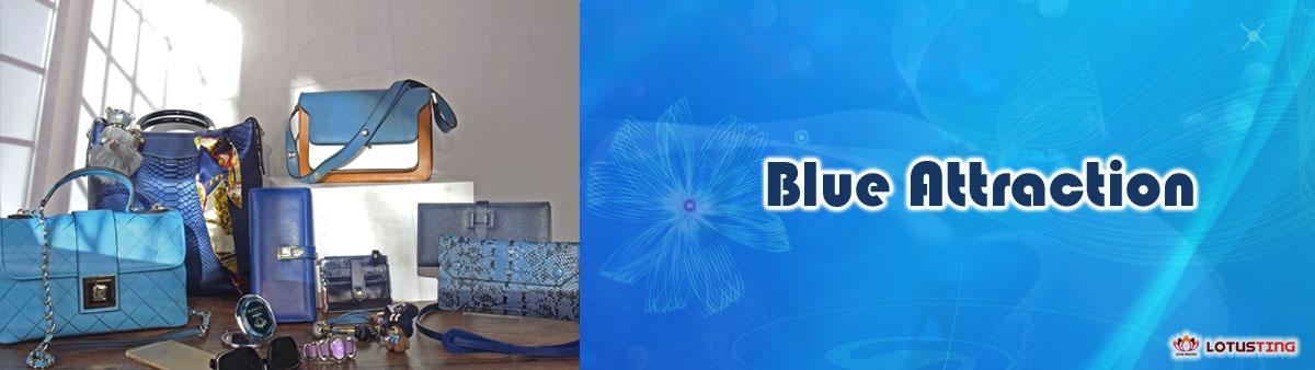 Refreshing Blue 清爽藍色