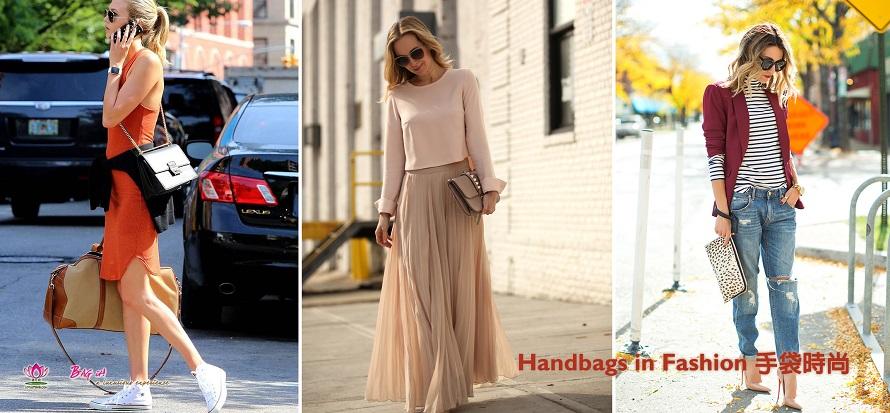 Handbag in Fashion 手袋時尚