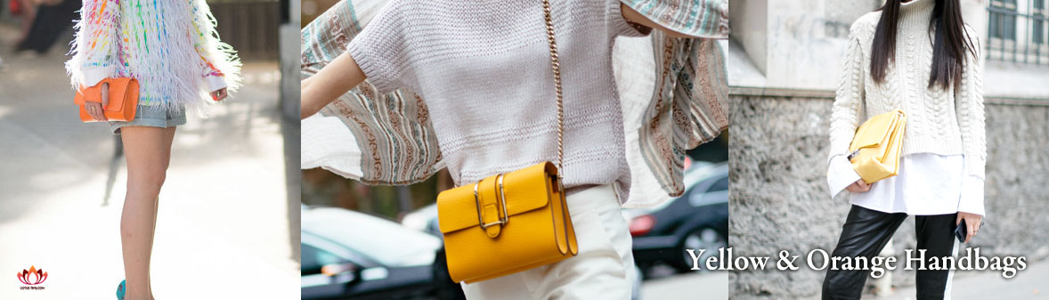 Inspiring Yellow and Orange 躍動橙黃色
