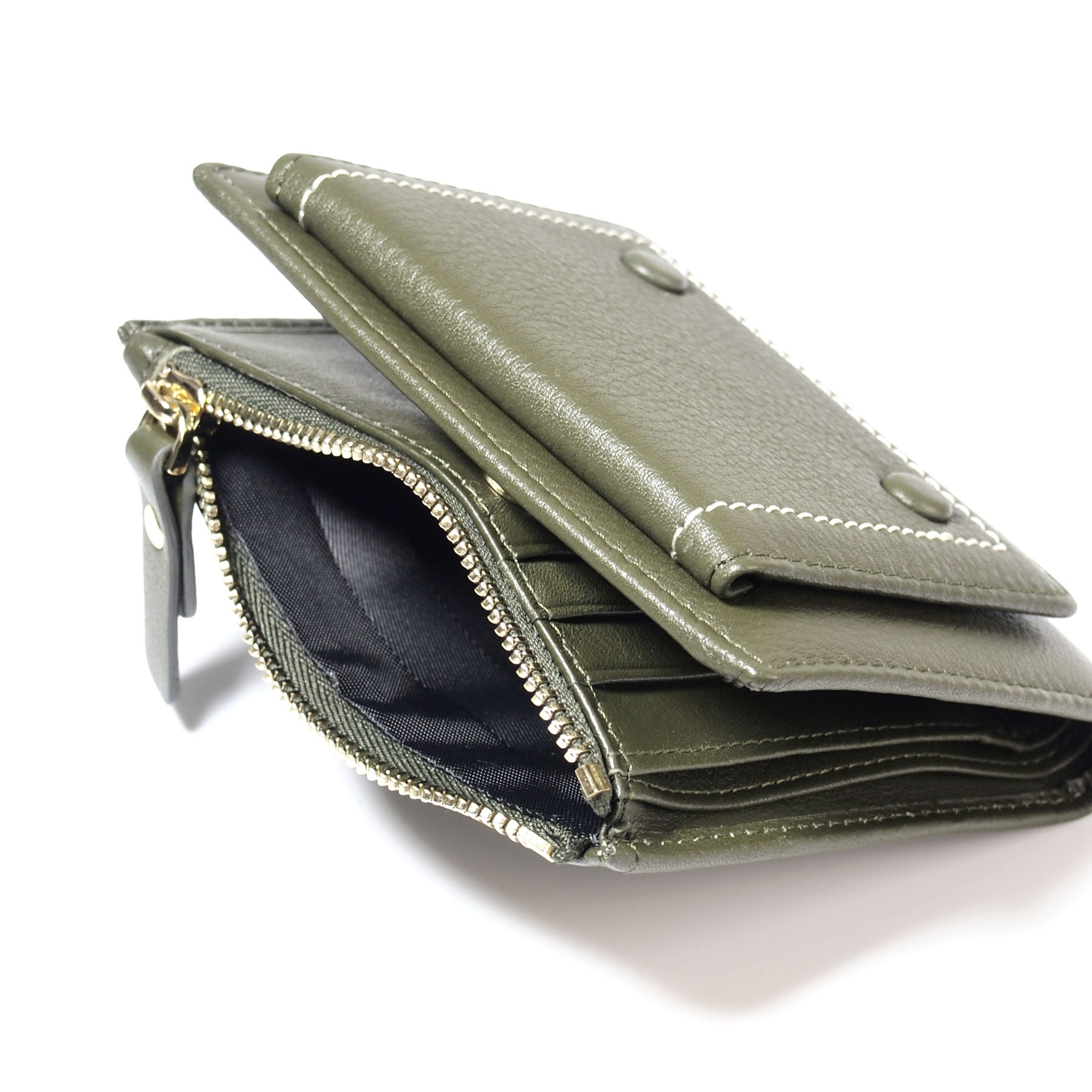 Butterfield Rumi Wallet Snap-top View