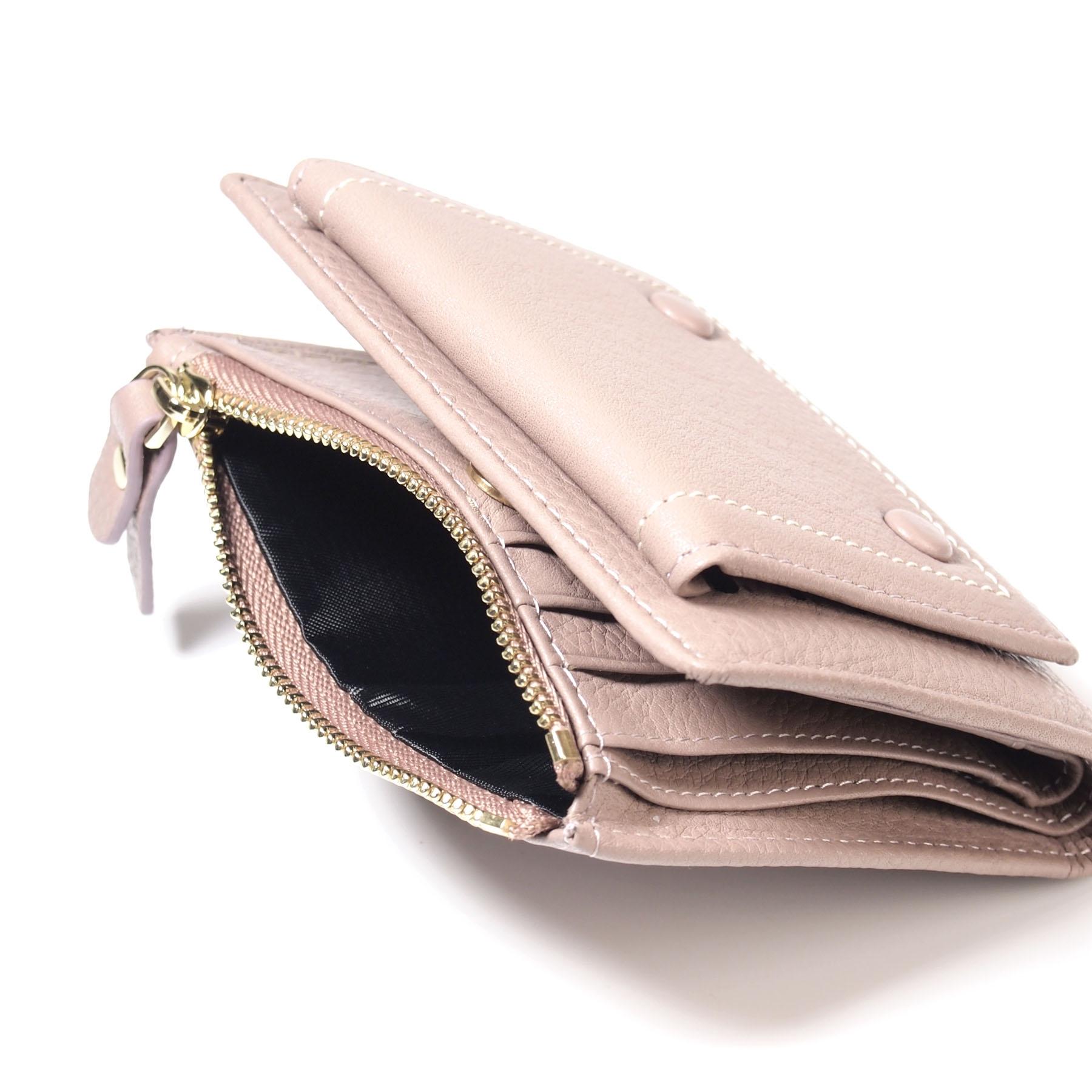 Butterfield Rumi Wallet Snap-top View