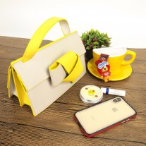 Aurora Crossbody Yellow | Butterfield
