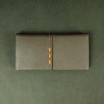 Amos Long Wallet | Butterfield