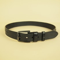 Cael Belt Black | Butterfield