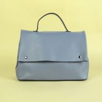 Coleen Top Handle Blue | Butterfield