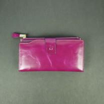 Gussie Wallet Purple | Butterfield
