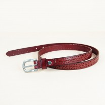 Rose Belt Red | ButterField