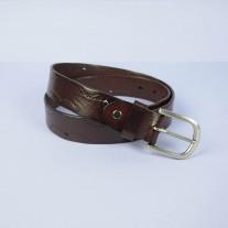 Ugo Belt Dark Brown | Butterfield