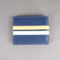 Vern Wallet Blue | Butterfield