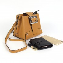 Vonnie Crossbody Brown | Butterfield