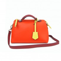 Lucy Crossbody Orange | ButterField