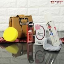 Leather Care Set 3B 液體清潔易護套裝 | Columbus
