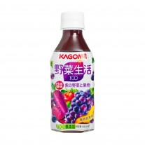 Kagome Grape Juice Mixed Fruits & Vegetables 提子混合汁(280毫升)
