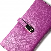 Ellie Wallet Purple | LotusTing