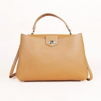 Klara Top Handle Brown | Modern Heritage