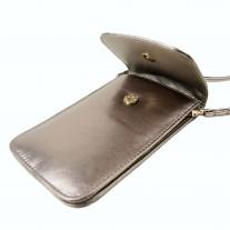 Emmy Phone Bag Vintage Silver | Modern Heritage