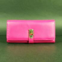 Fionn Wallet Pink | Modern Heritage