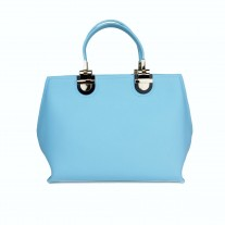 Kate Top Handle Blue | Modern Heritage