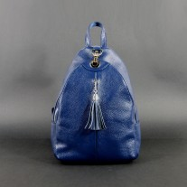 Cecile Backpack Blue | Urban Forest