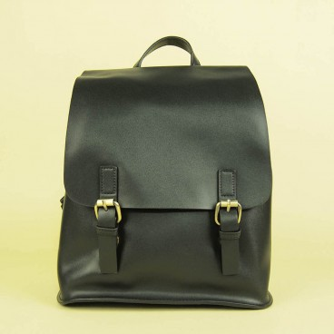 Abijah Backpack Black | Butterfield