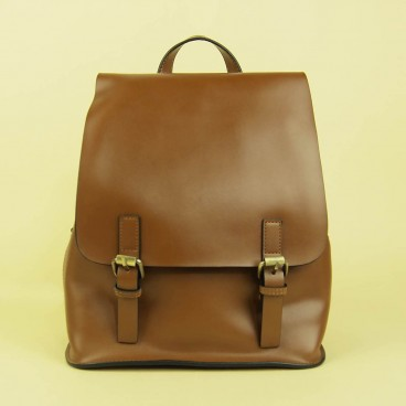 Abijah Backpack Brown | Butterfield