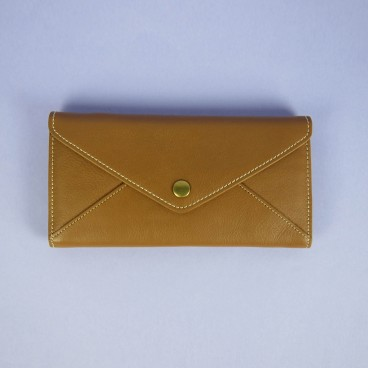 Bree Wallet Brown | LotusTing