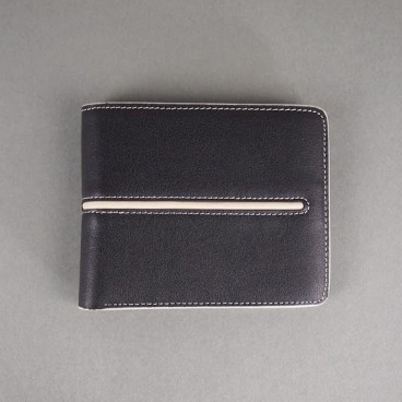 Dawin Wallet Black | Butterfield