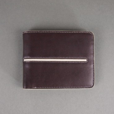 Dawin Wallet Brown | Butterfield