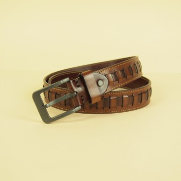 Laird Belt Brown | ButterField