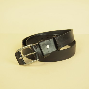 Lakely Belt Dark Brown | ButterField