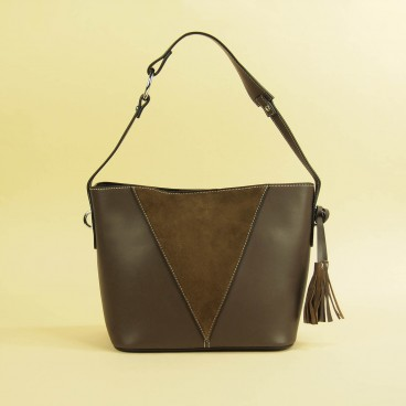 Naeva Tote Brown | Butterfield