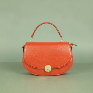Nellie Crossbody Exotic Orange | Butterfield