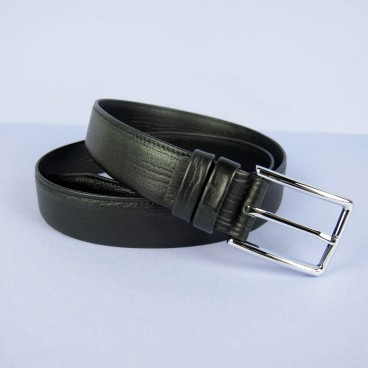 Rauf Belt Black | Butterfield