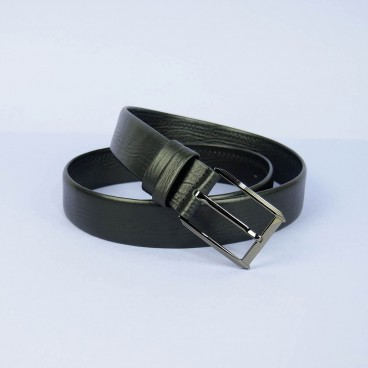 Reed Belt Black | Butterfield