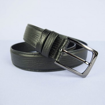 Rolf Belt Black | Butterfield