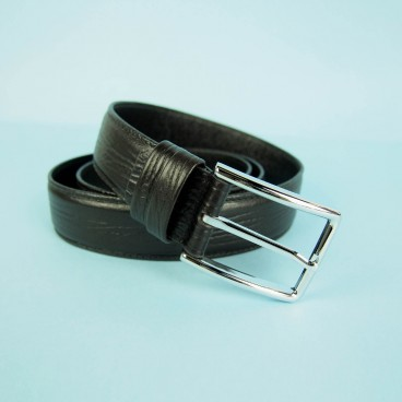 Rolf Belt Dark Brown | ButterField