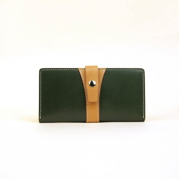 Valley Wallet Green | Butterfield