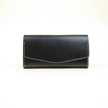 Venice Wallet Black | Butterfield