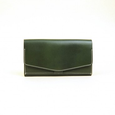 Venice Wallet Green | Butterfield