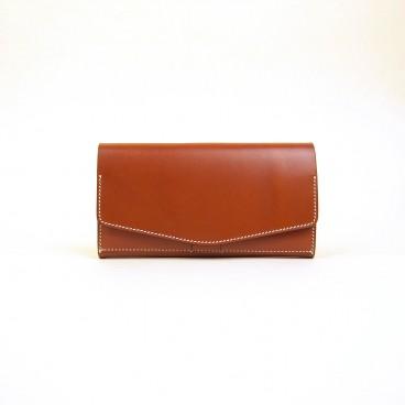 Venice Wallet Orange | Butterfield