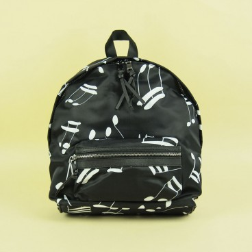 Aggie Black Note Backpack | Modern Heritage