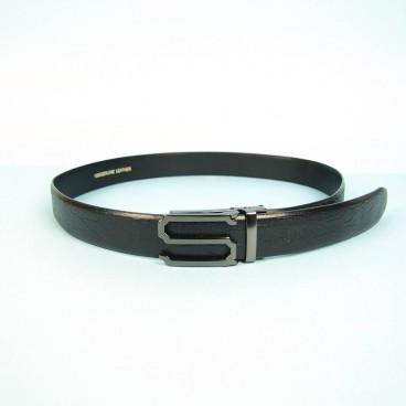 Baxter Belt Black | Modern Heritage