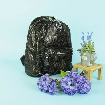 Bahar Backpack Grey | Urban Forest
