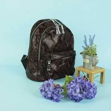 Bahar Backpack Red Wine | Urban Forest