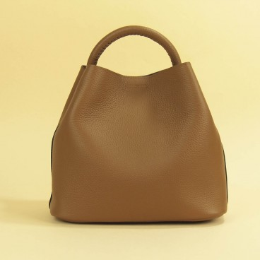 Nabila Brown Bucket | Urban Forest