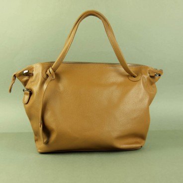 Rahel Top Handle Brown | Urban Forest