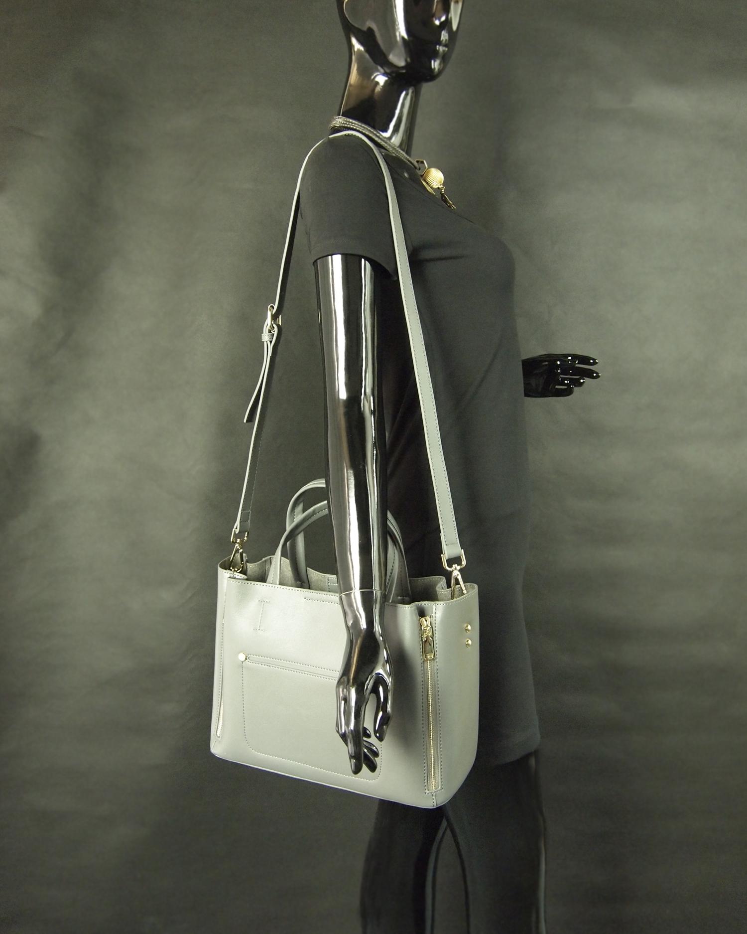 Modern Heritage Effy Tote Shoulder Carry