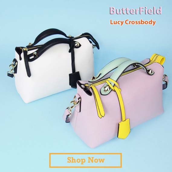 Fabulous Butterfield Lucy Crossbody Series at LotusTing.Com