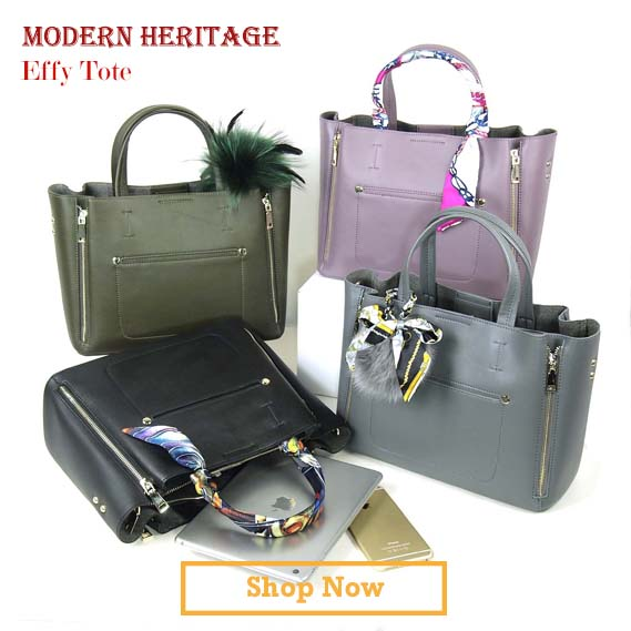 Splendid Modern Heritage Effy Tote Series at LotusTing.Com