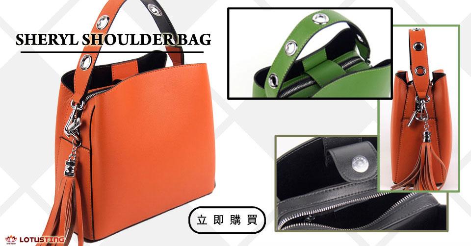 Fabulous Modern Heritage Sheryl Shoulder Handbags at Lotusting eStore